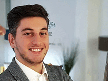 Tutored incontra Luca, HR & Digital Talent Acquisition in Sysdata S.p.A.