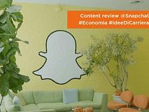 #Economia #IdeeDiCarriera | Laurea in Italia e specializzazione all'estero: i consigli di Matteo, content review @Snapchat