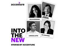 Partecipa al Webinar INTO THE NEW: stories by Accenture | 29 Novembre | ore 18