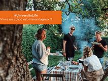 #UniversityLife | Vivre en colocation est-il avantageux ?