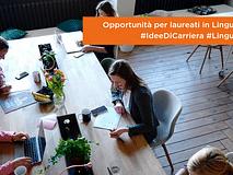 #IdeeDiCarriera - Laurea in Lingue? Calzedonia sta cercando proprio te!