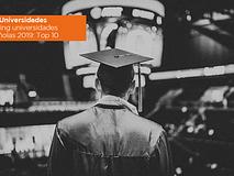 #Universidades   Ranking universidades españolas 2019: Top 10