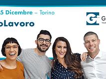 IoLavoro - 4/5 Dicembre - Torino