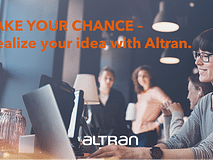 Take Your Chance -  realize your idea with Altran