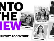 Partecipa al webinar Human + Hi-Tech = Pink Academy Accenture