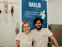 Due Alumni ESCP fondano la loro startup: a Torino nasce Uagliò