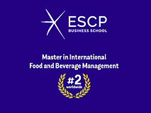 News e eventi - Master in International Food&Beverage Management