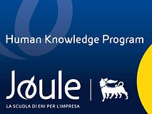 """Ultimi giorni per iscriversi a Human Knowledge Program """"Joule"""" by Eni!"""