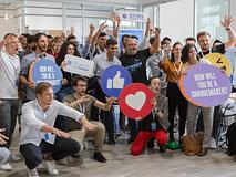 Facebook e start2impact creano 150 posti di lavoro per i giovani