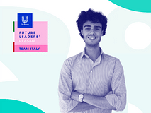Tutored incontra Francesco, vincitore della  Unilever's Future Leaders League