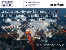 Aperte le iscrizioni al Master Cybersecurity di Accenture e Roma Tre