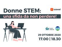 Evento digitale Snam - Donne STEM: una sfida da non perdere!
