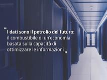 Data Center InfoCamere: il serbatoio dell'economia digitale