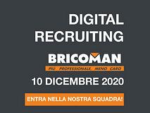Bricoman seleziona venditori e venditrici a Udine con un recruiting day digitale