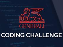 Generali IT TEAM CODING CHALLENGE