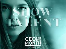 CEO for One Month: accetta la sfida e mostra il tuo talento!