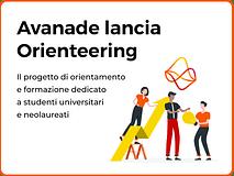 Partecipa a Orienteering, il progetto di orientamento e formazione di Avanade per studenti e neolaureati