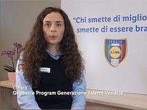 Conosci il Graduate Program Generazione Talenti Vendite?
