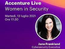 Accenture Live: Women in Security