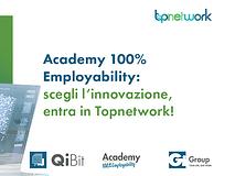 QiBit e Topnetwork insieme: Academy Intelligenza Artificiale