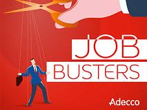 Job Busters: il podcast di Adecco che abbatte stereotipi e luoghi comuni sul mondo del lavoro!