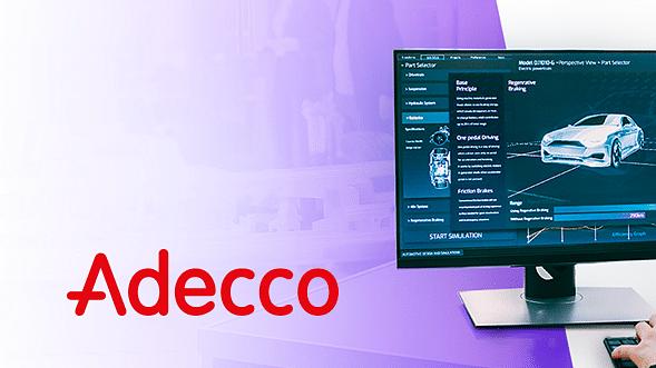 Cover image - Adecco