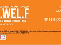 """STAGE E BORSA DI STUDIO MASTER """"BI.WEL.F."""" LUISS -..."""