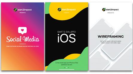 Disegnare un'app, svilupparla e promuoverla. Impar...