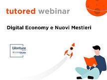Webinar Digital Economy e Nuovi Mestieri