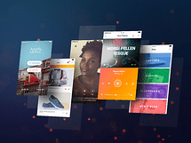 UX/UI Design. 200 Aziende Partner.