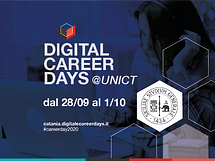 Digital Career Days Università Catania -  Registra...