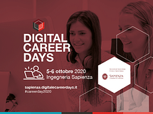 Digital Career Days Sapienza Università di Roma -...