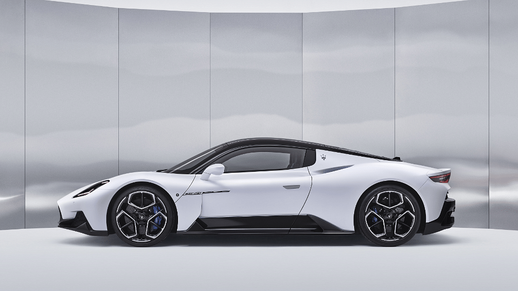 Cover image - Maserati