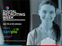 19 - 23 ottobre 2020: Digital Recruiting Week Prof...
