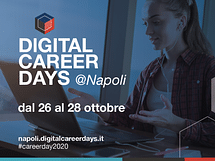 Arrivano i Digital Career Days di Napoli e Campani...