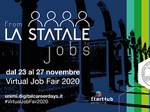 Virtual Job Fair 2020 Statale Milano. Oltre 90 azi...