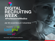 Digital Recruiting Week Professione Medico di Lavo...
