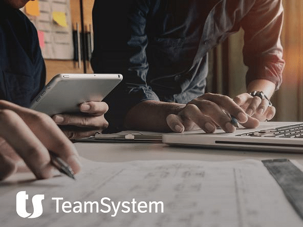 Cover image - TeamSystem
