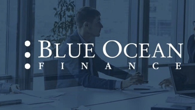Cover image - Blue Ocean Finance