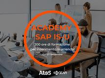 Academy SAP IS - U in collaborazione con ATOS