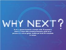 Banker Consultant - Programma Mediolanum Next (Tri...