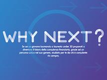 Banker Consultant - Programma Mediolanum Next (Tos...
