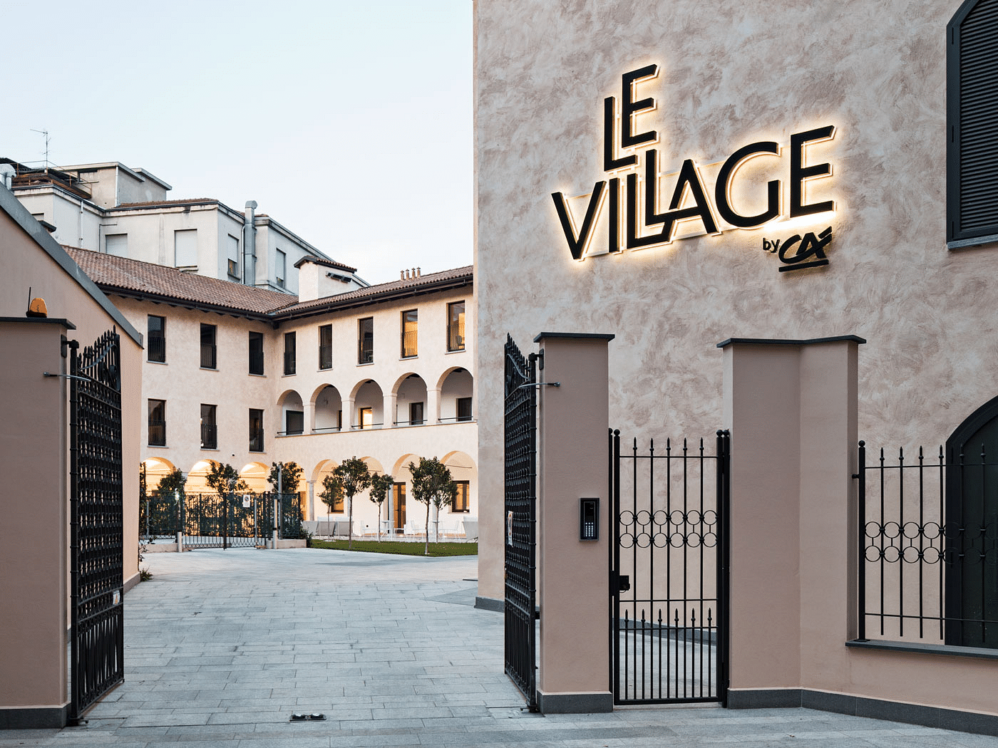 Cover image - LeVillage by CA Milano