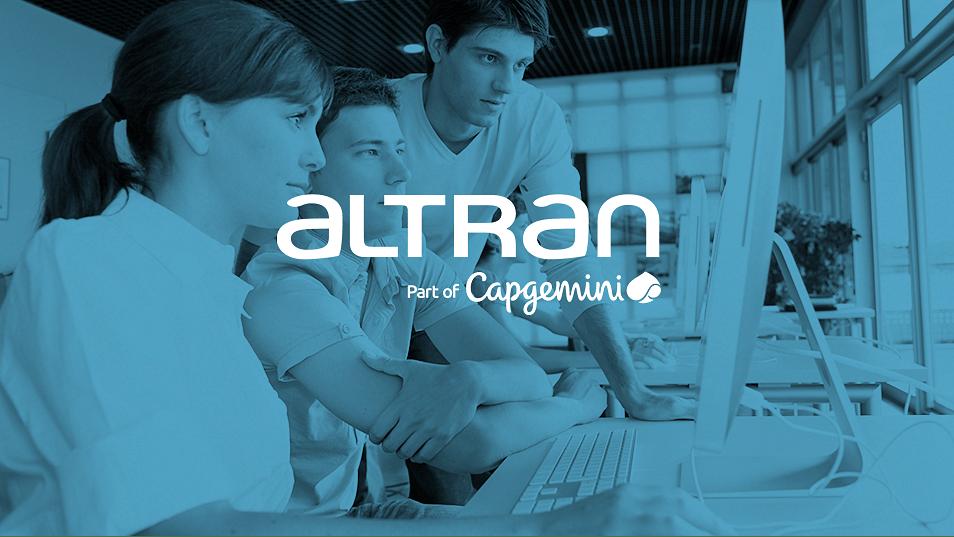Cover image - Altran